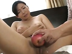 Big-titted mature gets busy with a young wood