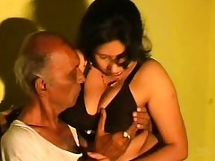 Indian Bhabhi Smashed By Father In Law