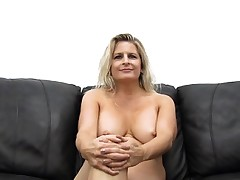 Big Titty MILF Gets Pounded and Creampied